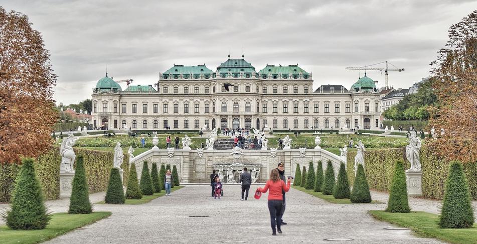 Mit einem Städtepass können sie Wien umfangreich erkunden